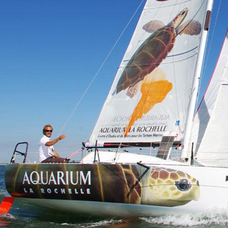 Agir pour la Planete Bleue - La Mer n'est pas une poubelle - Aquarium La Rochelle