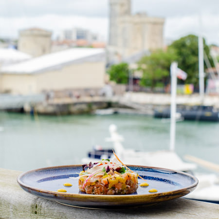 Restaurant Là-Haut - Aquarium La Rochelle