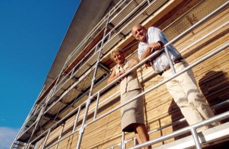 Histoire de famille - Roselyne et Pascal Coutant - Aquarium La Rochelle