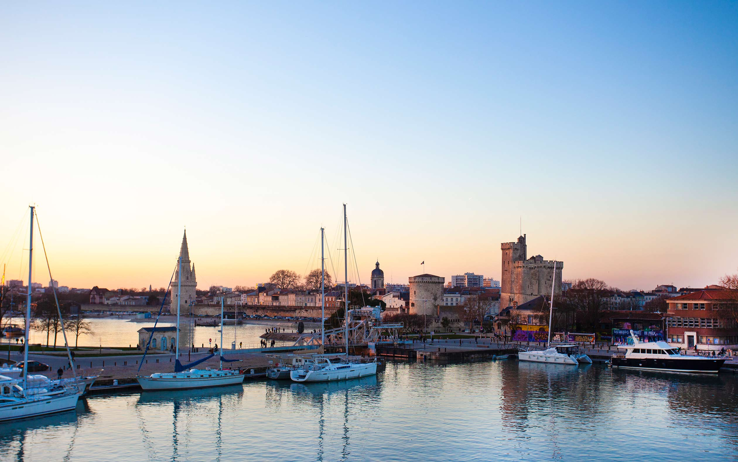 Séminaire et privatisation - Aquarium La Rochelle